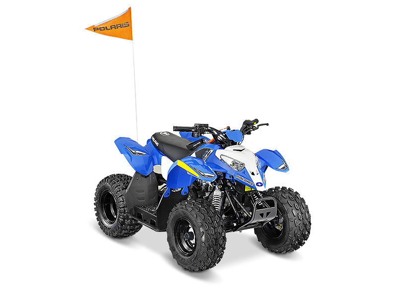2016 Polaris Outlaw 50 Voodoo Blue