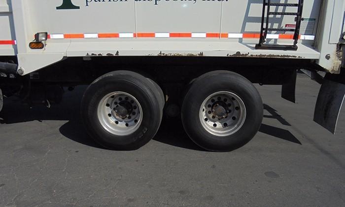 2013 Mack Mru613 Garbage Truck, 7