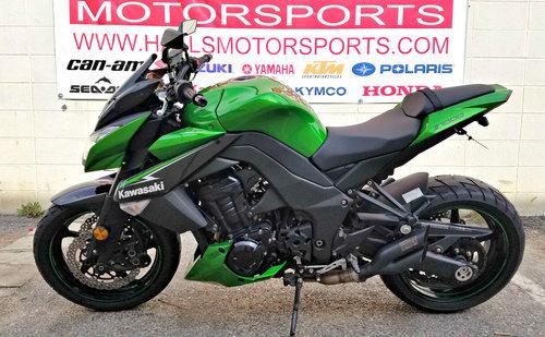 2013 Kawasaki Z1000