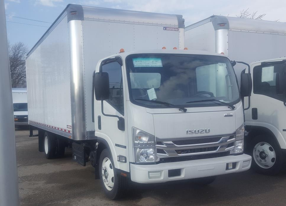 2017 Isuzu Nqr  Cabover Truck - COE