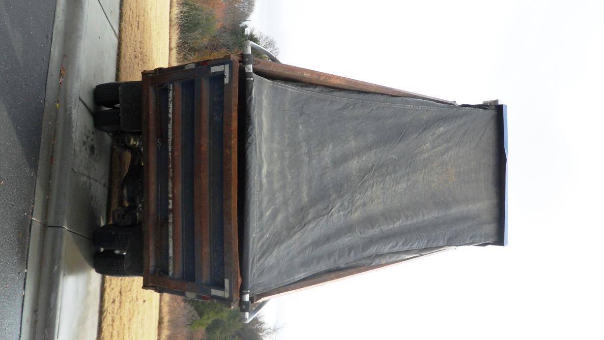 2007 Mack Granite Dump Truck, 5