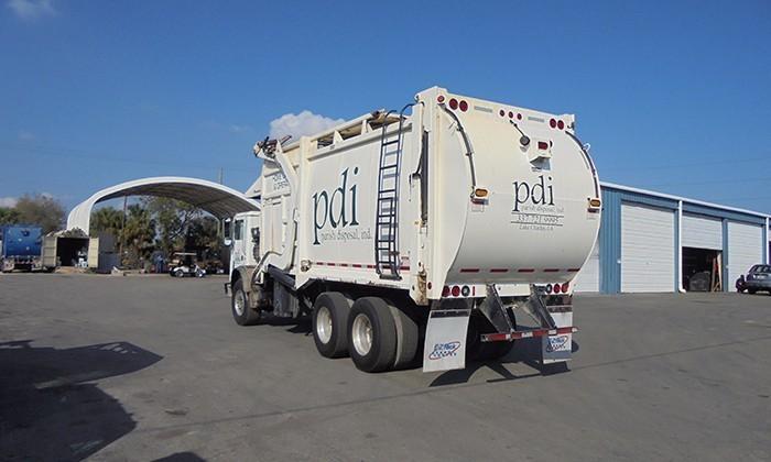 2013 Mack Mru613 Garbage Truck, 6