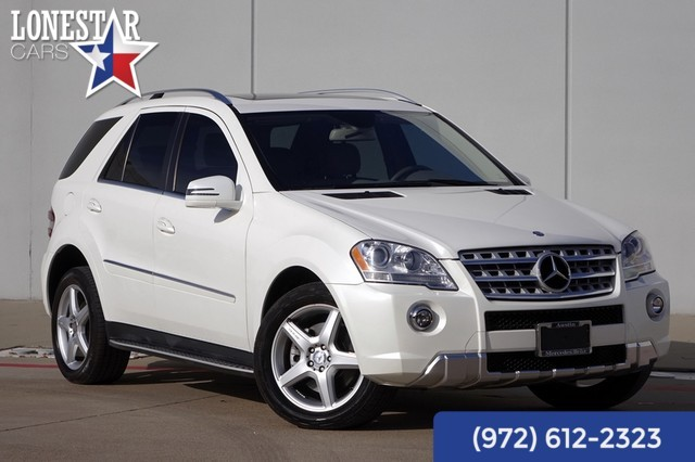 2011 Mercedes-Benz M-Class Premium Navigation Heated Seats  Pickup Truck