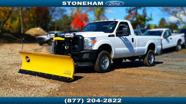 2016 Ford Super Duty F-250 Srw  Plow Truck - Spreader Truck