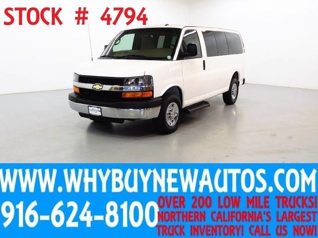 2015 Chevrolet Express 2500  Passenger Van