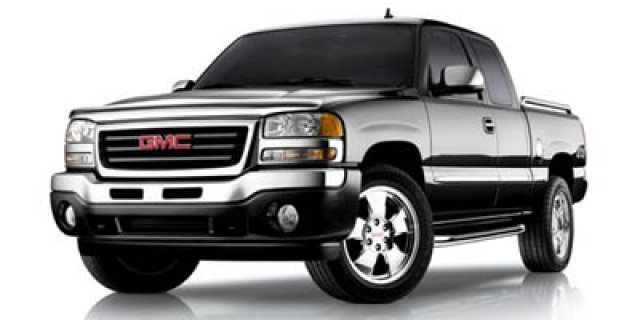 2007 Gmc Sierra 2500 Hd Pickup Truck