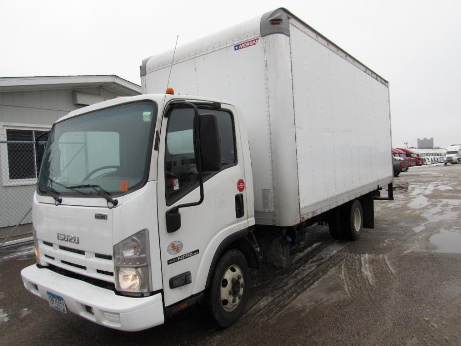 2013 Isuzu Npr-Hd Box Truck - Straight Truck