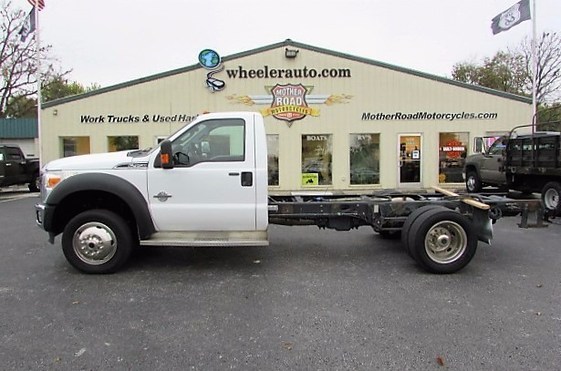 2013 Ford F450  Cab Chassis