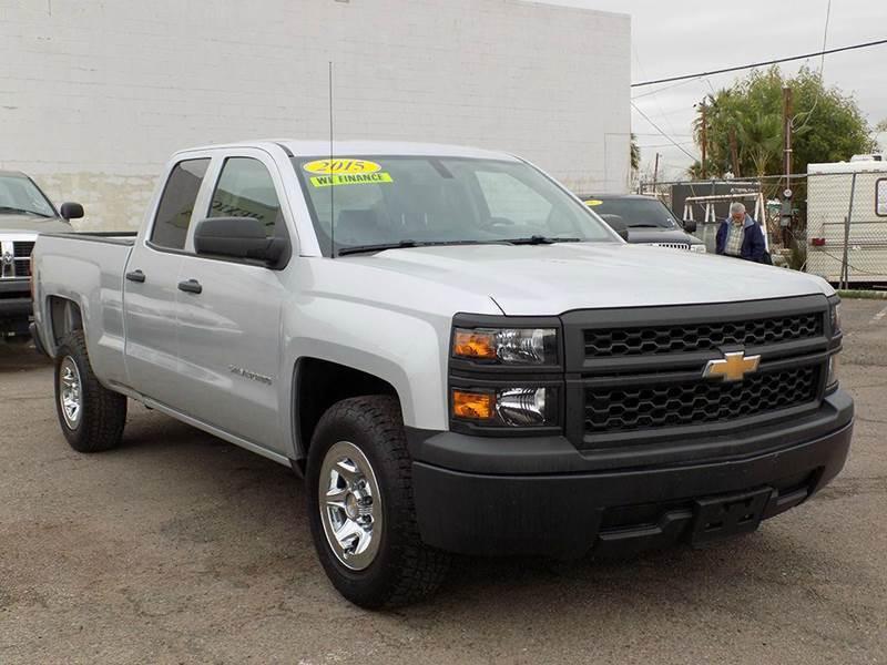 2015 Chevrolet Silverado 1500  Pickup Truck