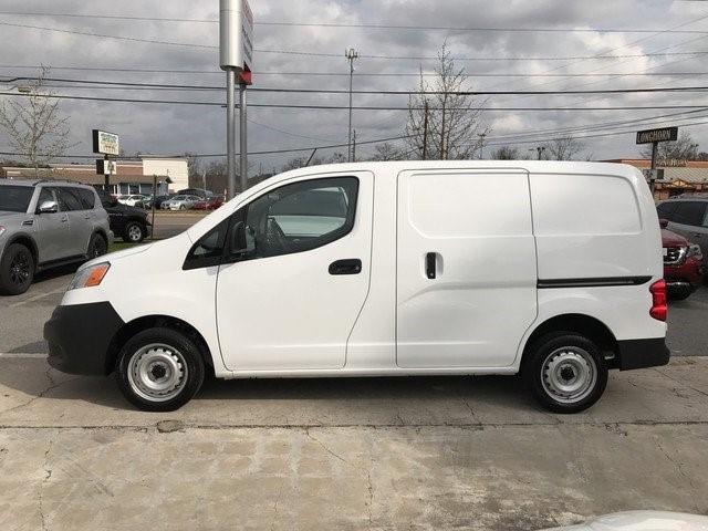 2016 Nissan Nv200 Cargo Van, 2