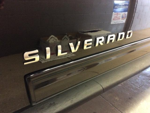 2013 Chevrolet Silverado 1500 Pickup Truck, 4