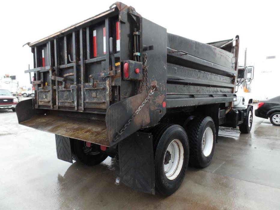 1999 Gmc C8500 Dump Truck, 6