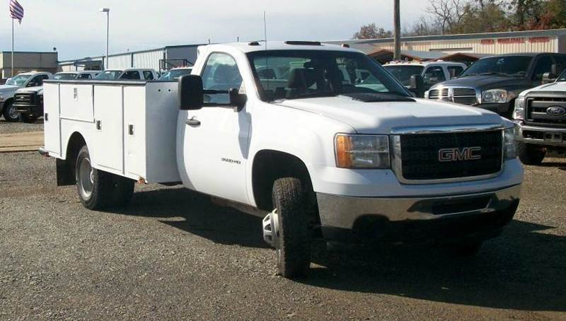 2013 Gmc Sierra 3500hd Pickup Truck, 3