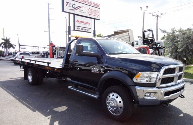 2017 Ram 5500 Car Carrier
