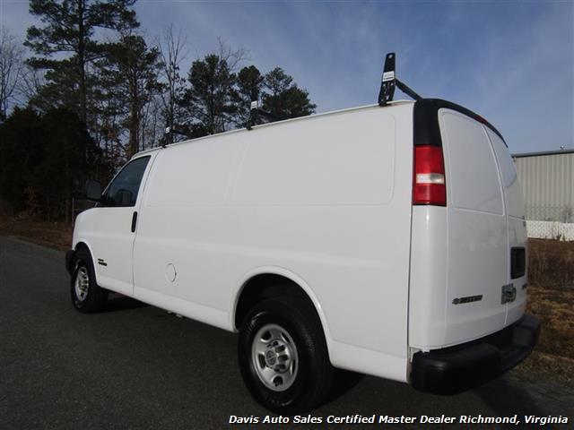2006 Chevrolet Express Cargo Van, 9