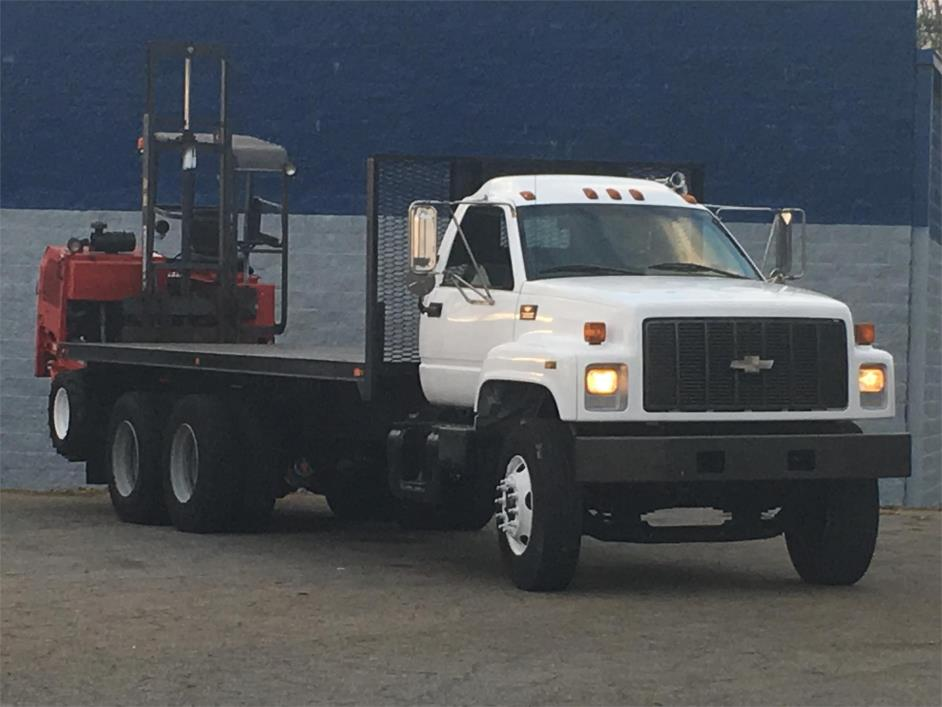 2001 Chevrolet Kodiak C8500  Flatbed Truck