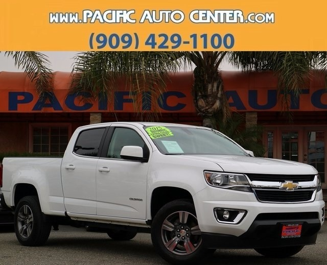 2015 Chevrolet Colorado  Pickup Truck