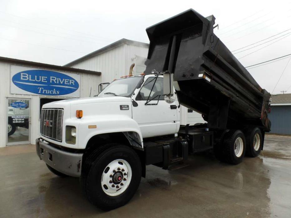 1999 Gmc C8500 Dump Truck, 1