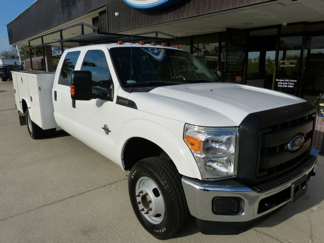 2013 Ford F350 Utility Truck - Service Truck, 6