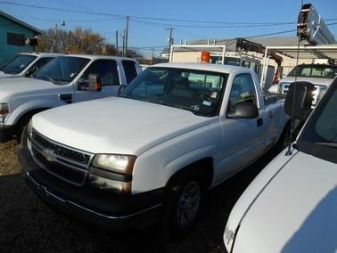 2007 Chevrolet 1500  Pickup Truck