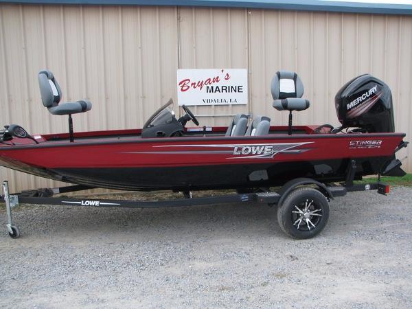 2016 Lowe Boats Stinger 170 Pro Elite
