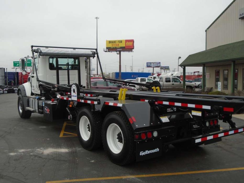 2017 Mack Granite Garbage Truck, 7