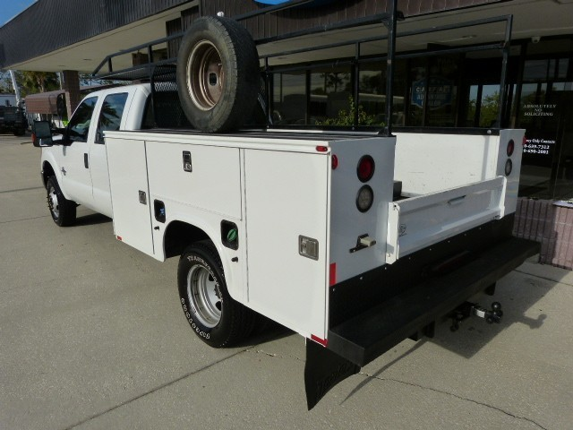2013 Ford F350 Utility Truck - Service Truck, 3