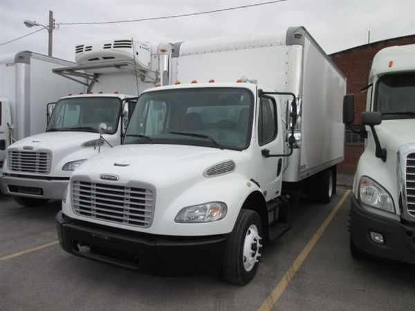2012 Freightliner M2 106  Box Truck - Straight Truck