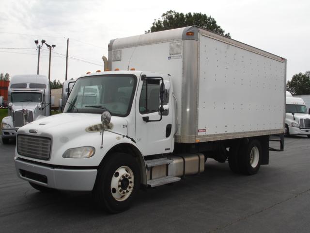 2010 Freightliner M2-106  Box Truck - Straight Truck