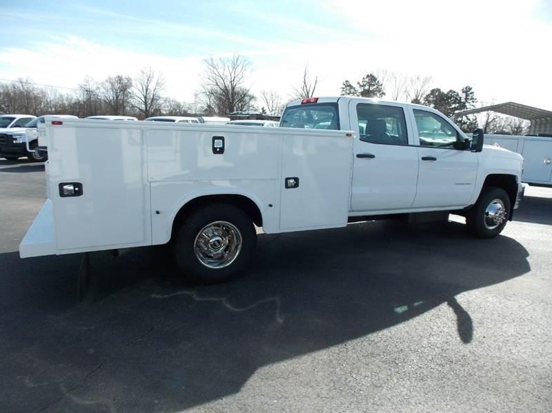 2015 Chevrolet Silverado 3500hd Utility Truck - Service Truck, 6