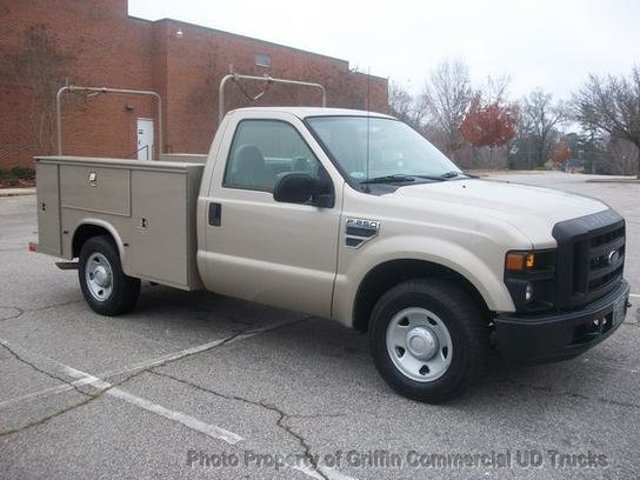 2008 Ford F250 Utility Service Body Just 22k Miles  Utility Truck - Service Truck