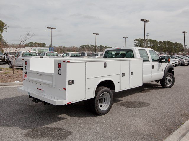 2016 Ford F-450 Utility Truck - Service Truck, 9