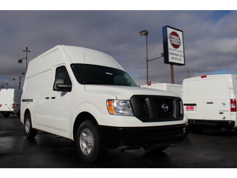 2017 Nissan Nv2500hd Cargo Van, 9