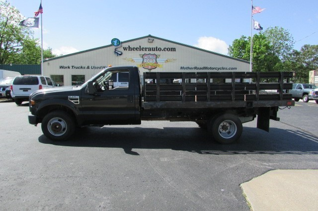 2008 Ford F350 Stake Bed