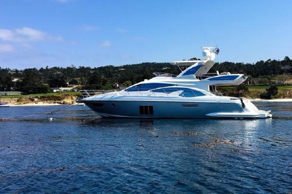 2014 60 Azimut Flybridge Pilothouse Motor Yacht