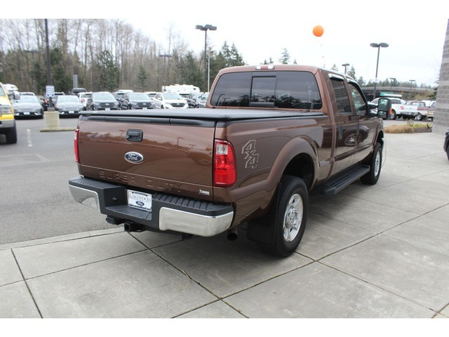2011 Ford F-250, 4