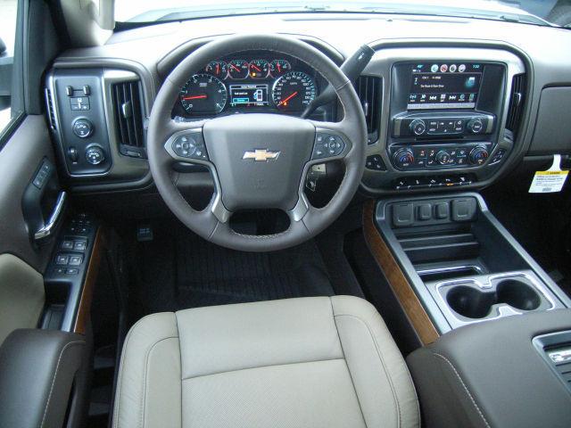 2017 Chevrolet Silverado 3500hd, 7