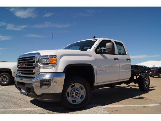 2017 Gmc Sierra 2500hd  Cab Chassis
