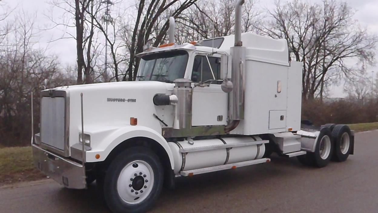 1994 Western Star 4900  Conventional - Sleeper Truck