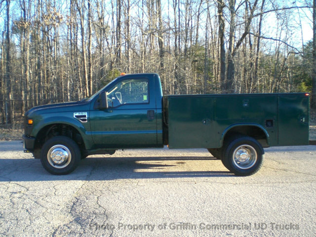 2008 Ford Super Duty Drw 4x4 Just 33k Mi Huge Utility Body  Utility Truck - Service Truck