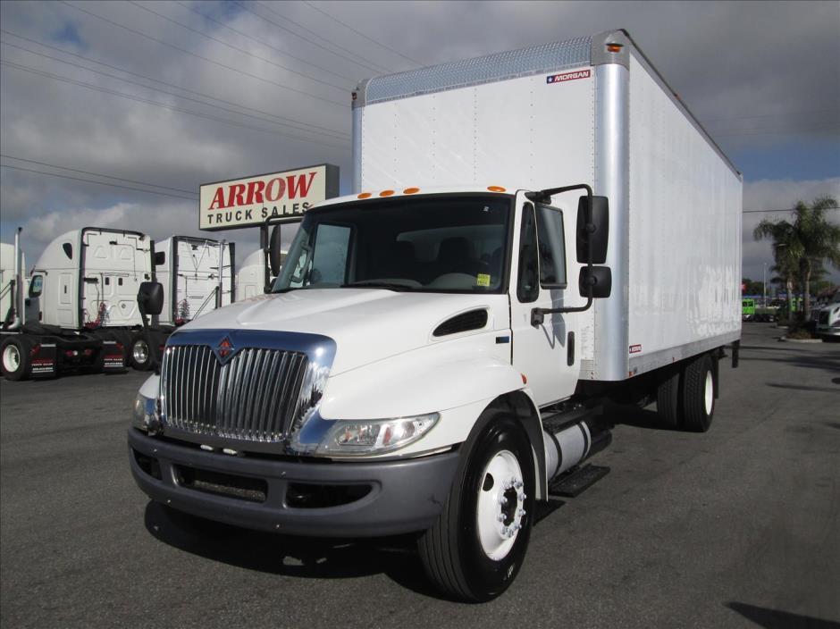 Box Truck For Sale In Fontana California