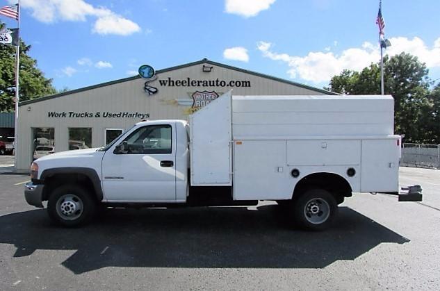 2007 Gmc C3500 Utility Truck - Service Truck