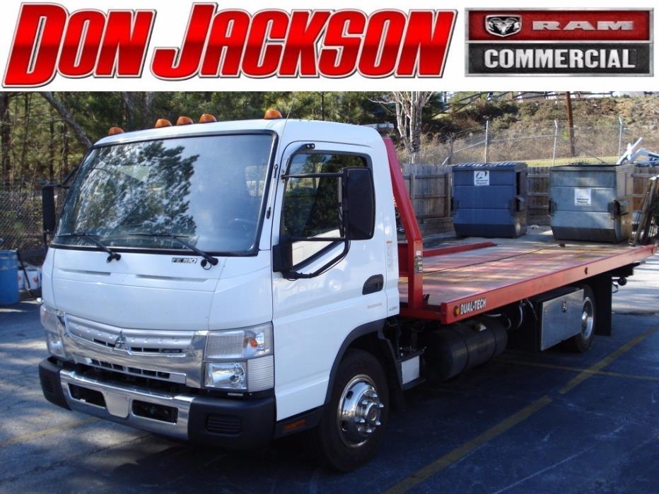 2015 Mitsubishi Fuso Fe180  Cabover Truck - COE
