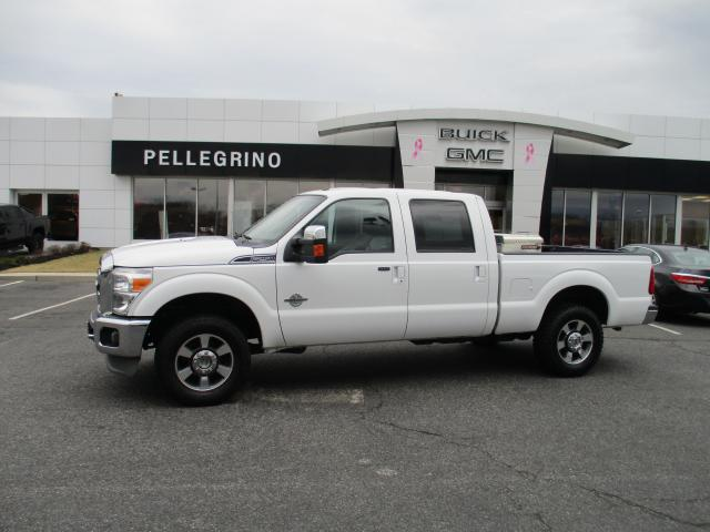 2011 Ford Super Duty F-250 Srw  Pickup Truck