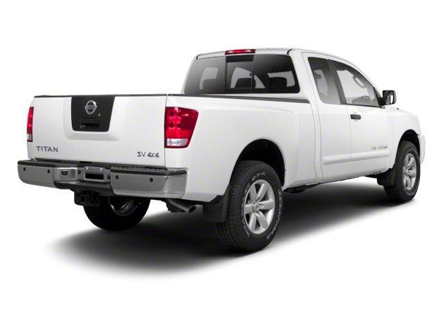 2011 Nissan Titan Pickup Truck, 2