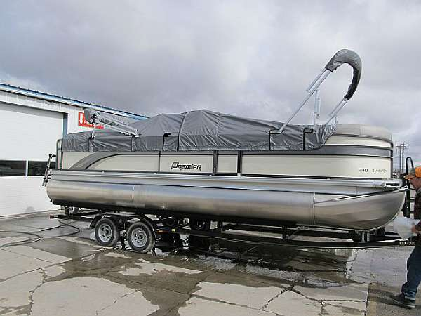 2014 PREMIER BOATS SunSation 240 SL, 0