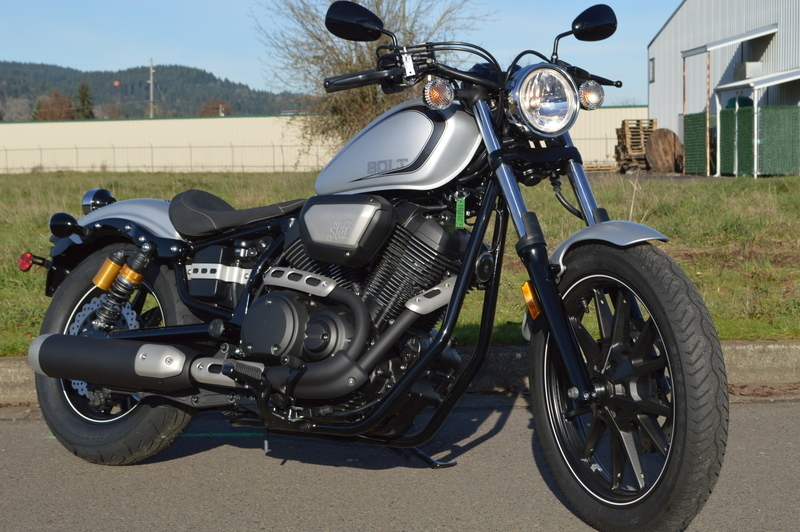 2005 yamaha bolt r spec motorcycles for sale in oregon for Cottage grove yamaha
