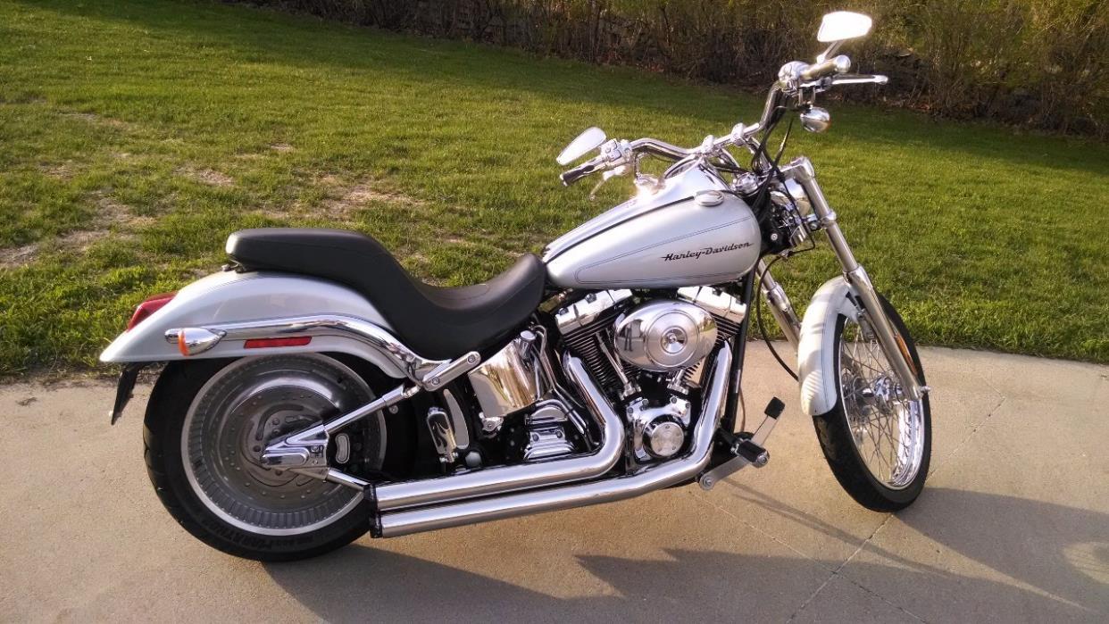 harley davidson deuce motorcycles for sale in iowa. Black Bedroom Furniture Sets. Home Design Ideas
