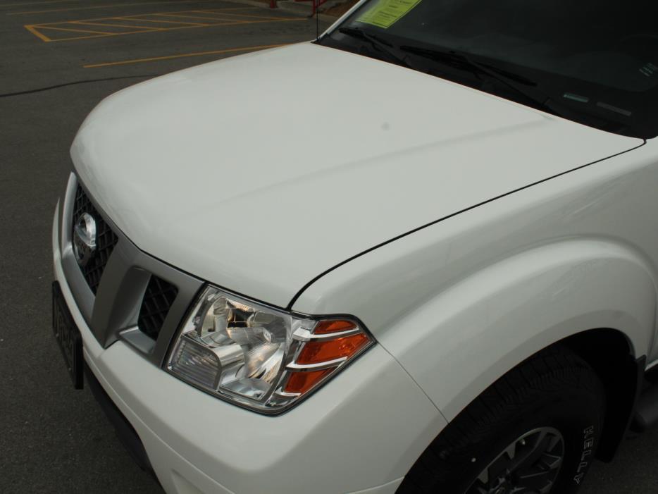 2014 Nissan Frontier Pickup Truck, 6