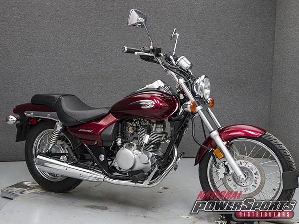2001 Kawasaki BN125 ELIMINATOR 125